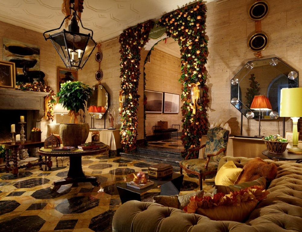 Holiday-themed designer show house supports Komen