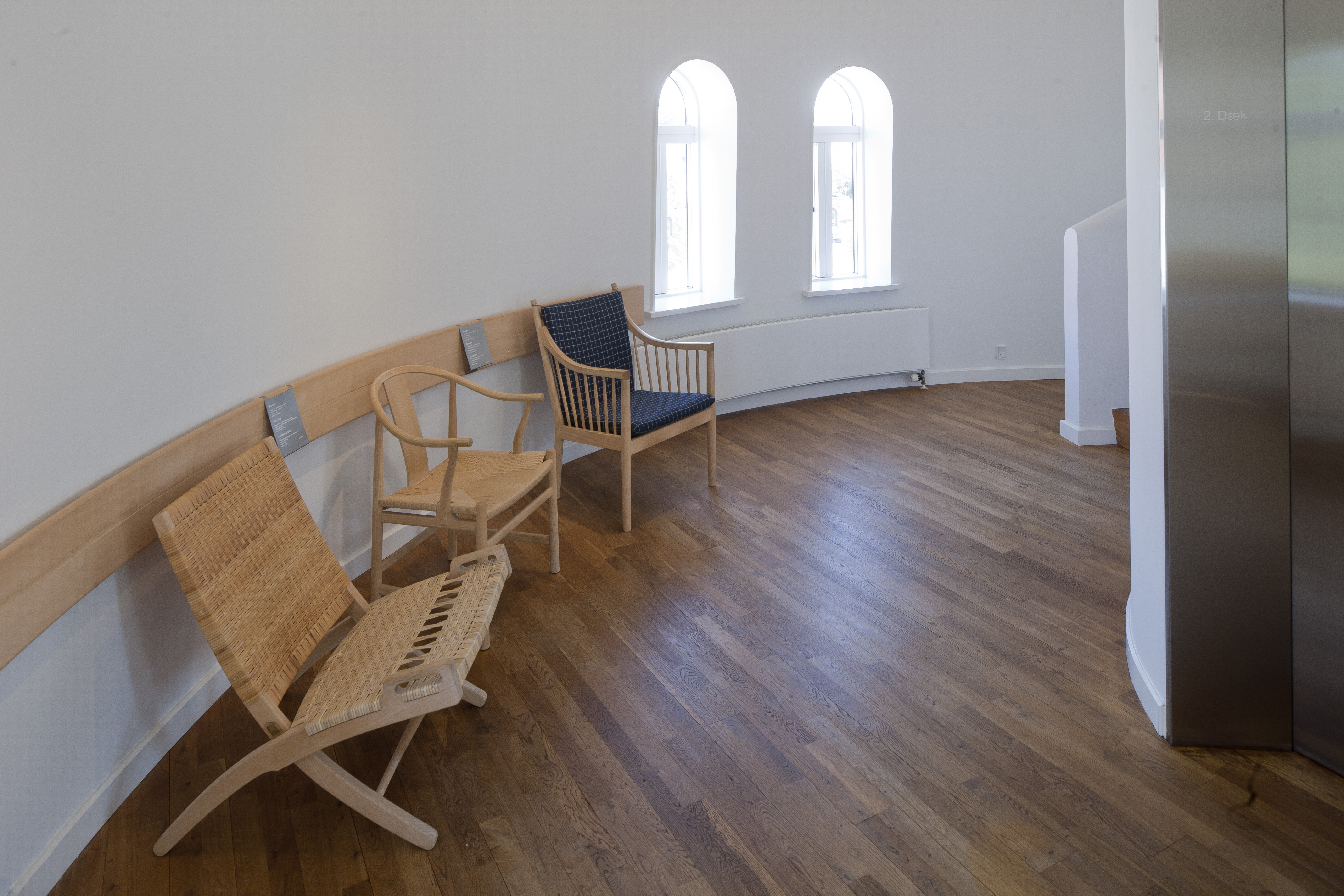 Paying homage to Hans Wegner's career